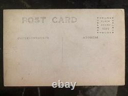 Mint Manchuria China Real Picture Postcard RPPC Execution of Bandits Chunchuses