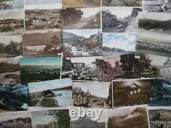 SCOTLAND Job Lot of 1065 x Old Postcards c1900-70s inc loads of Real Photo